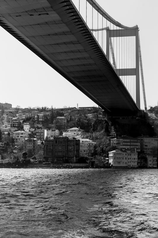 Boğaziçi Köprüsü (Bosphorus bridge)
