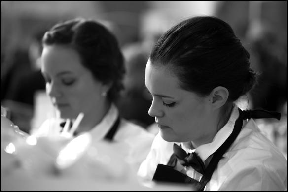 The baristas
